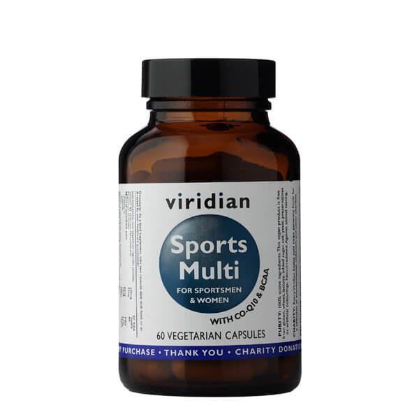 Viridian športni multivitamini