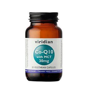 Viridian koencim Q10 z MCT 30mg