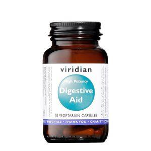 Viridian prebavni encimi