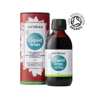 Viridian ekološko tekoče železo