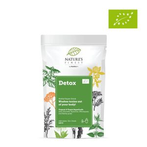 Nature's Finest Detox mešanica superživil