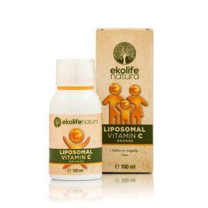Ekolife Natura liposomski C vitamin