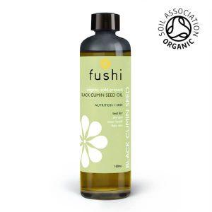 Fushi ekološko olje črne kumine