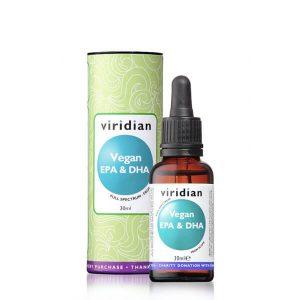 Viridian vegansko omega olje